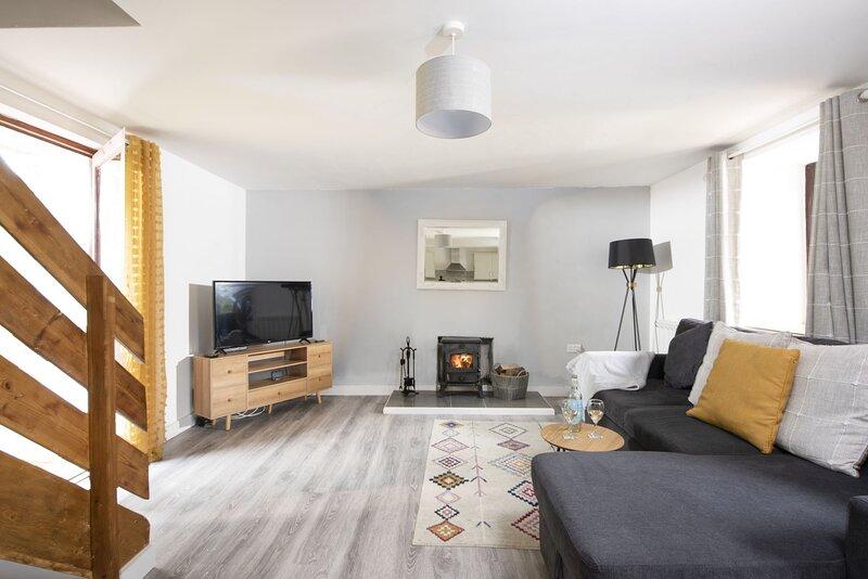 Aval Dor Barn, Croft Hooper - A lovely cottage sleeping five guests, location de vacances à Nancledra