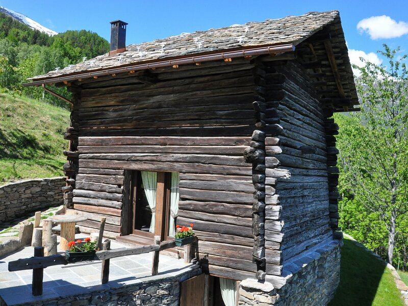 Les Combes, holiday rental in Introd