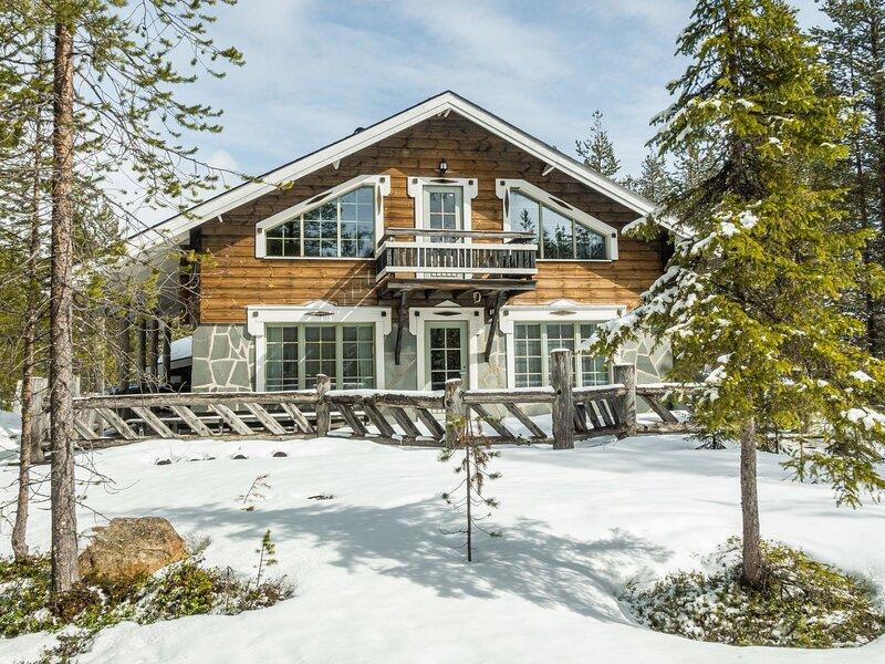Villa pirkkalinna, alquiler de vacaciones en Levi