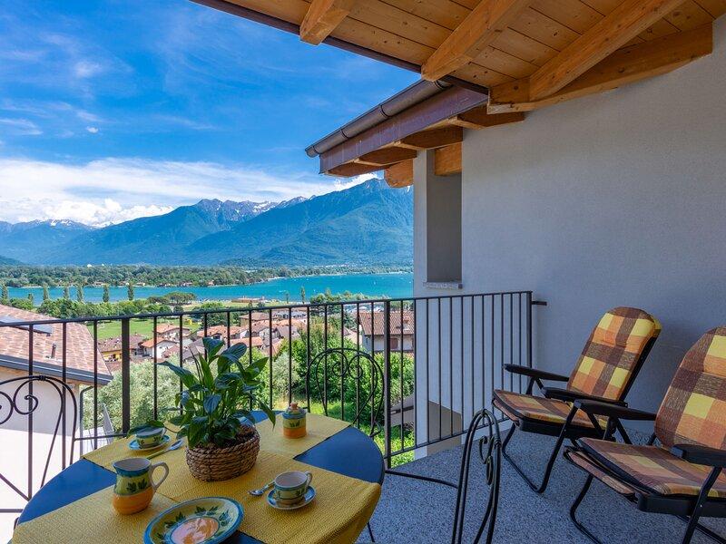 Azalea (GLA103), holiday rental in Samolaco