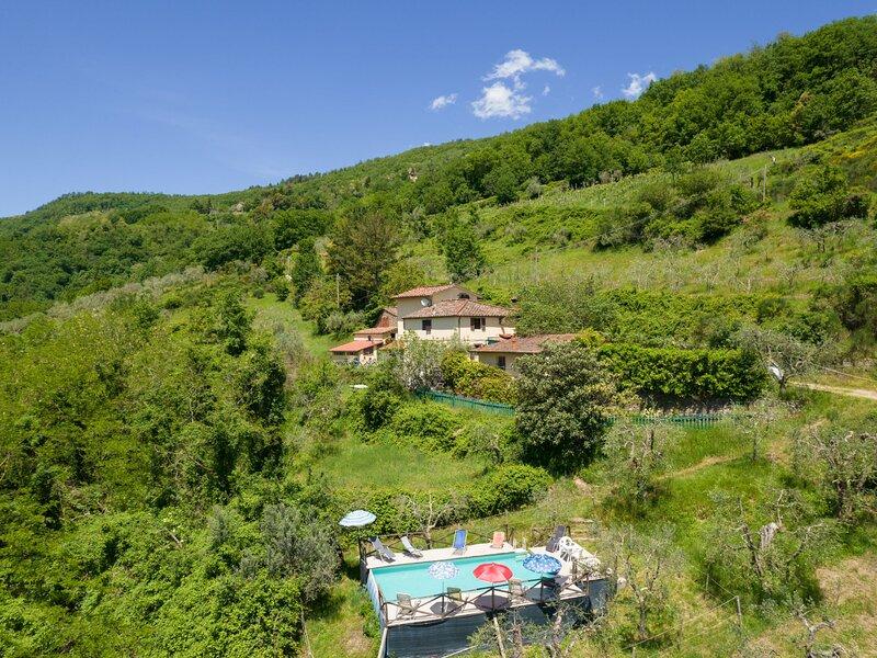 Il Castagneto, holiday rental in Contea