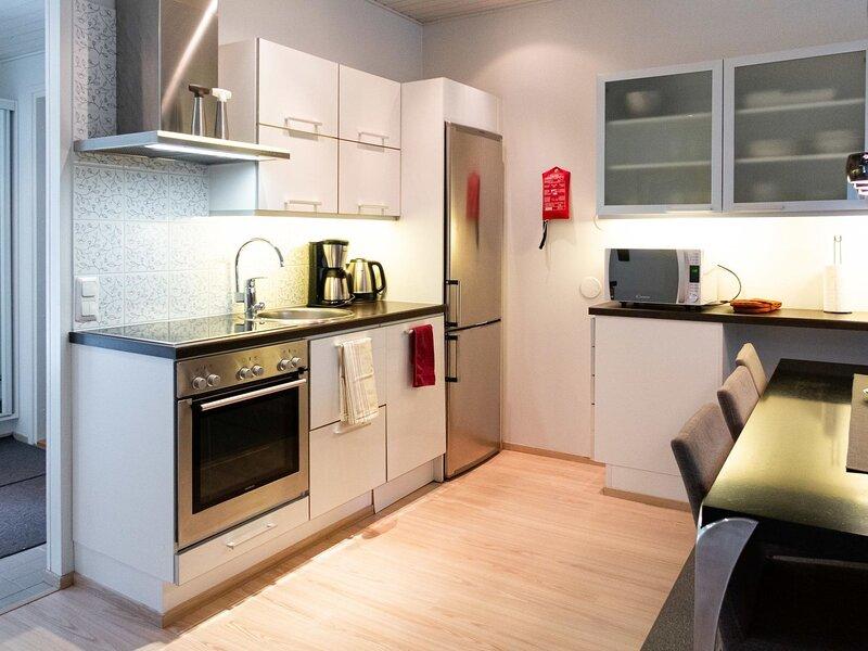 Iida 35, vacation rental in Kainuu