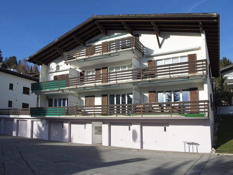 Luscheina Valbella, vacation rental in Valbella