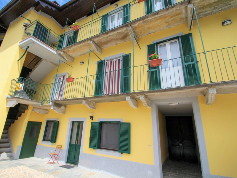 Giardino del Bosso, holiday rental in Germignaga
