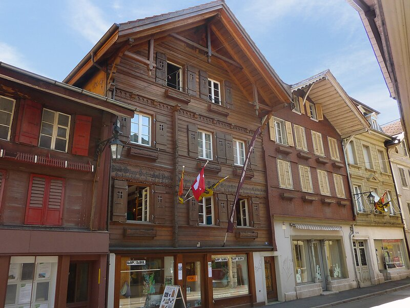 Altstadt Loft, aluguéis de temporada em Interlaken