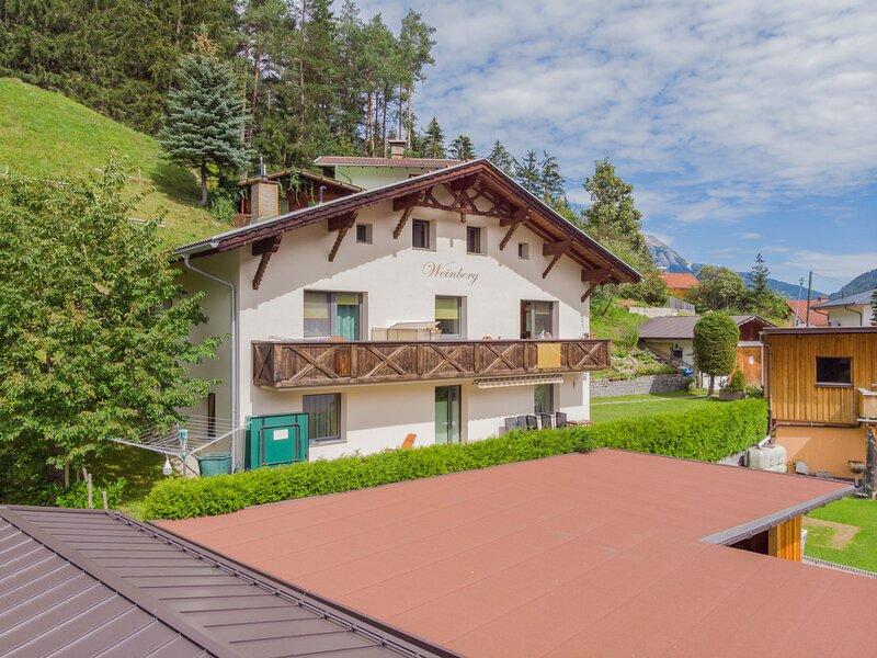 Weinberg, vacation rental in Elbigenalp