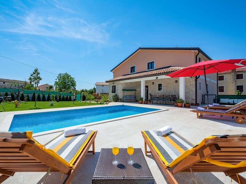 Villa Sa-Ra, holiday rental in Verteneglio