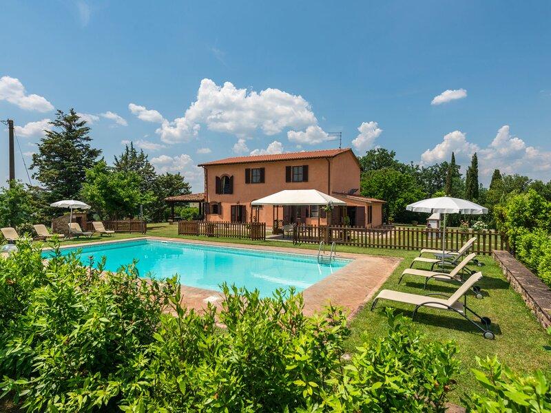 Pianaccine (PGA100), holiday rental in Sasso d'Ombrone