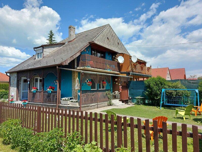 Gagarin, vacation rental in Balatonfenyves