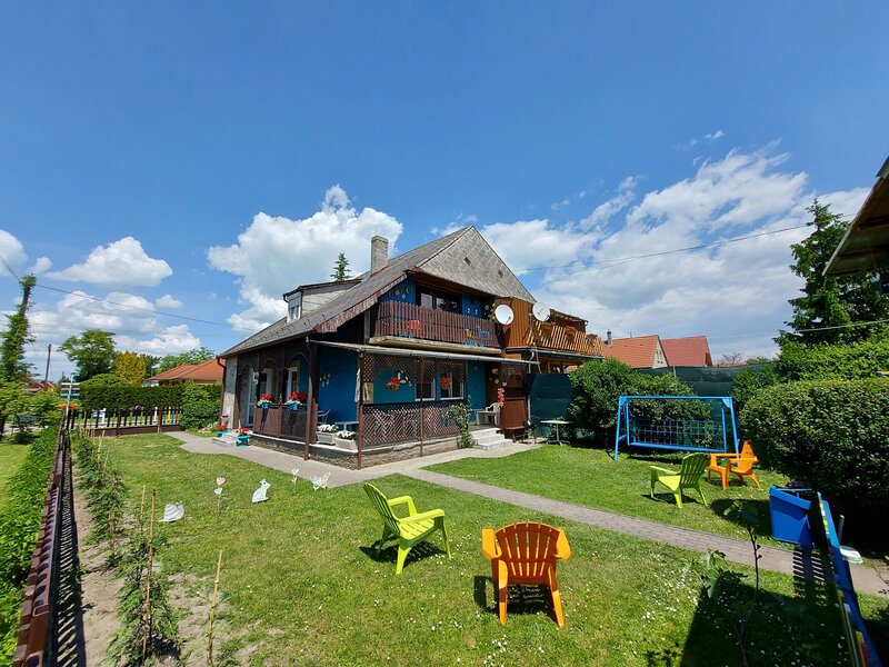 Gagarin (MAF136), vacation rental in Balatonfenyves