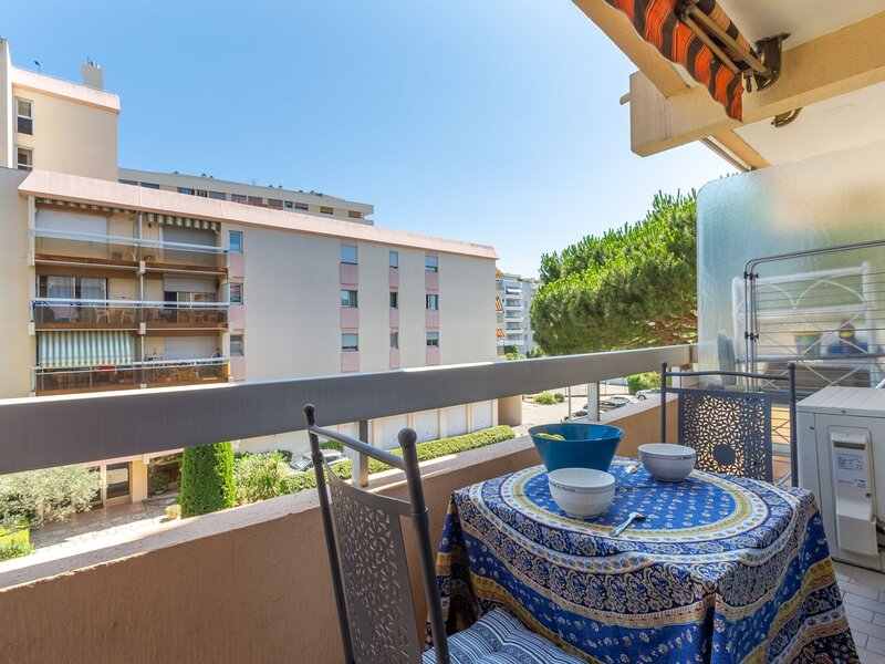 Le Galion II, holiday rental in Frejus Plage