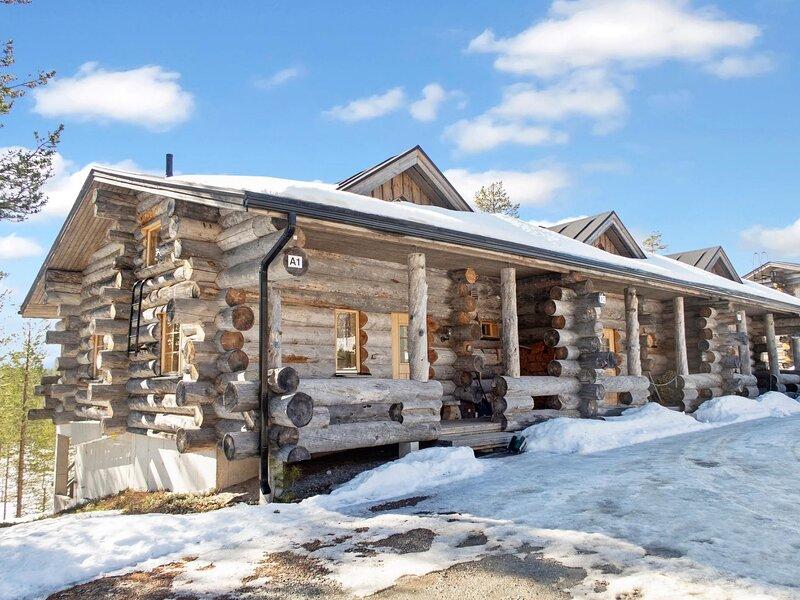 Rukan skikolo, holiday rental in Rukatunturi