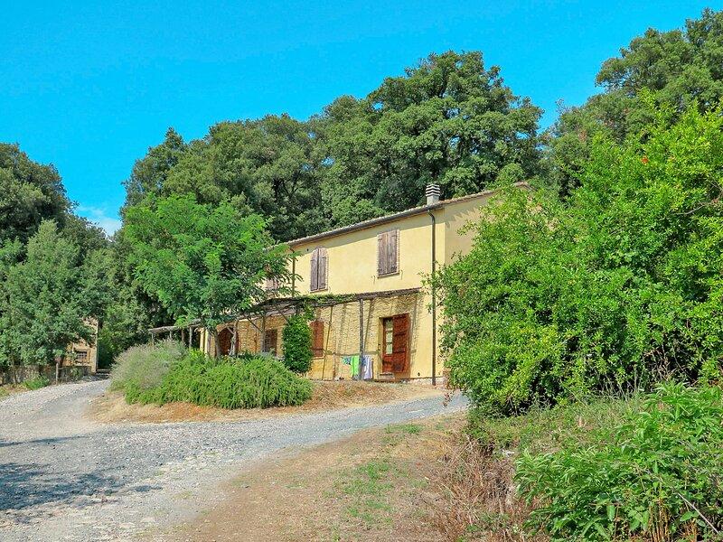 Villetta di Monterufoli Sughera (CNN112), casa vacanza a Sasso Pisano