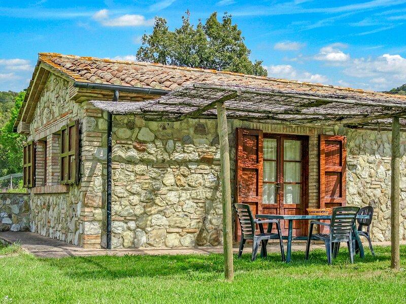 Villetta Monterufoli Ginestra (CNN114), holiday rental in Lustignano