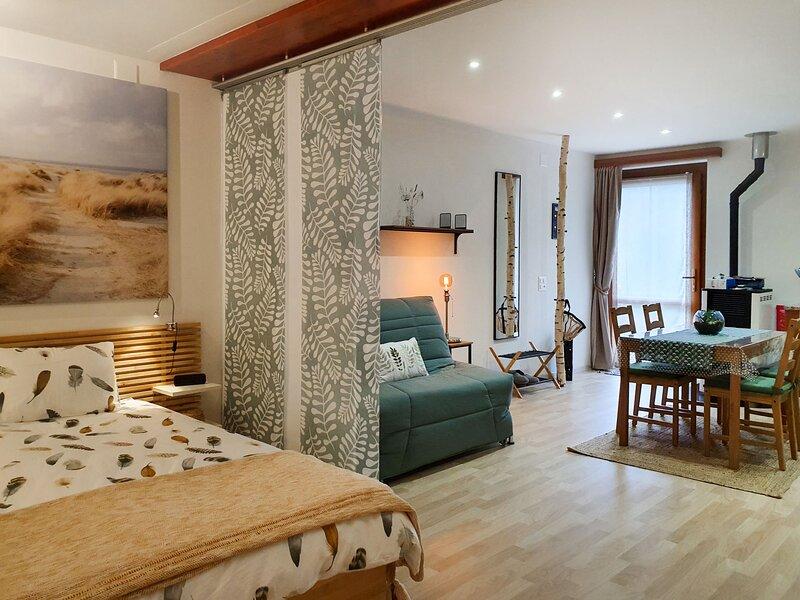 Apartment Lety, Ferienwohnung in Malvaglia
