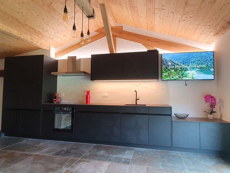 Appartement - Le Franc-Montagnard, alquiler vacacional en Neuchâtel