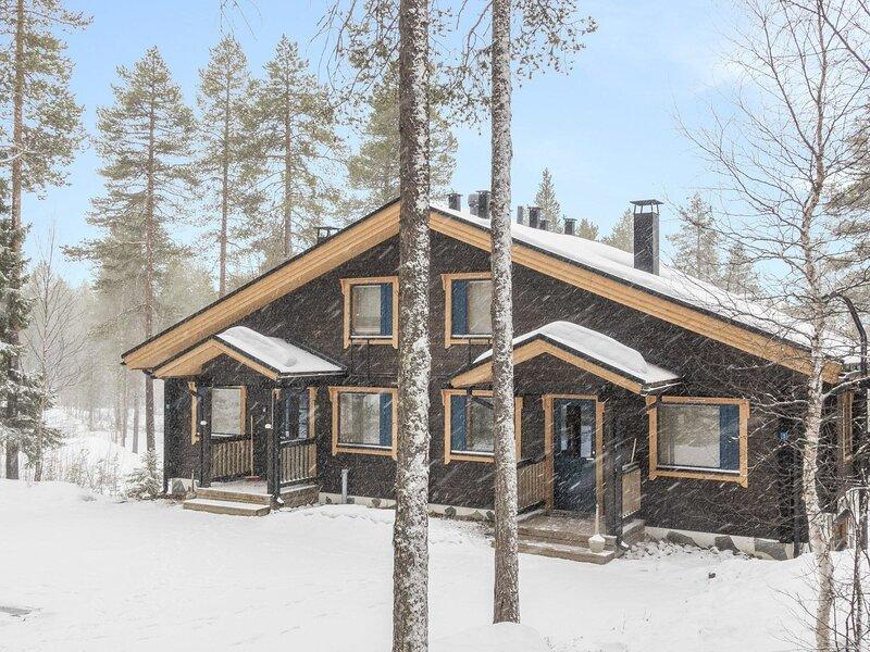 Villa hakametsä 1, holiday rental in Kittilä