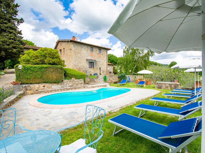 Quercia (LOF100), casa vacanza a Loro Ciuffenna