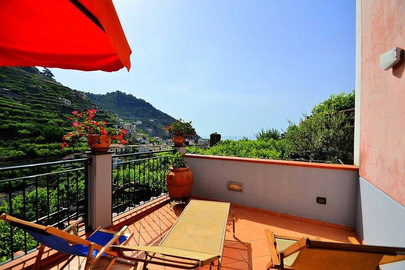 Casa Fiordaliso, alquiler de vacaciones en Minori