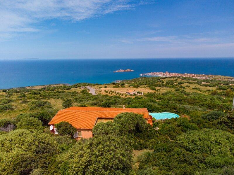 Scalitti, holiday rental in Paduledda