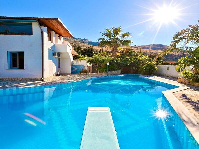 Le Palme, alquiler de vacaciones en Bonagia