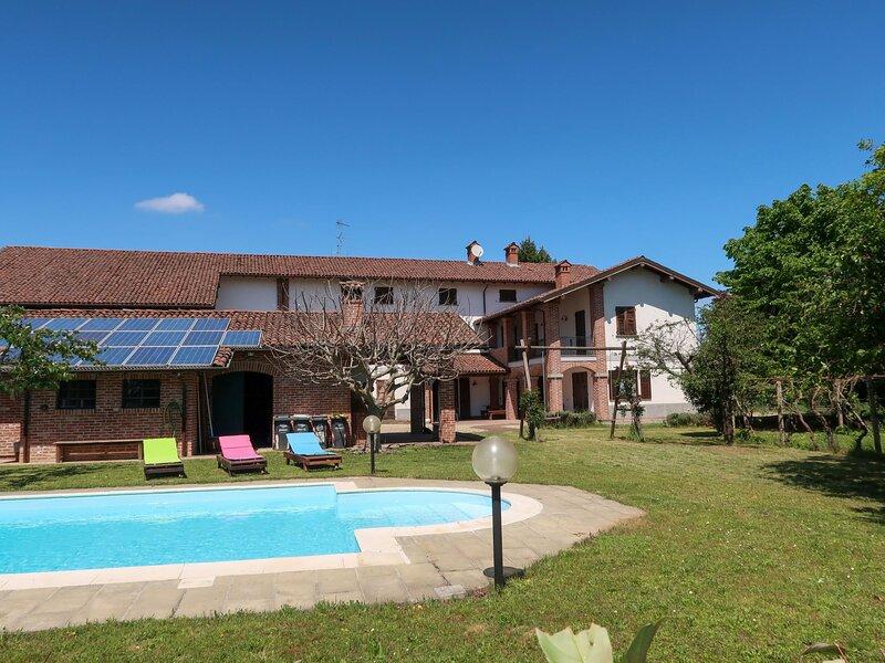 Cascina Anna, vacation rental in Gavi