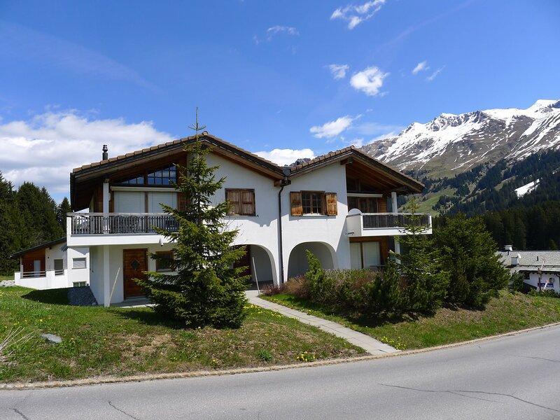 Tgesa Sartons, vacation rental in Valbella