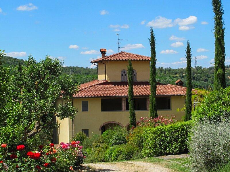 Corbezzolo, holiday rental in San Giovanni Valdarno