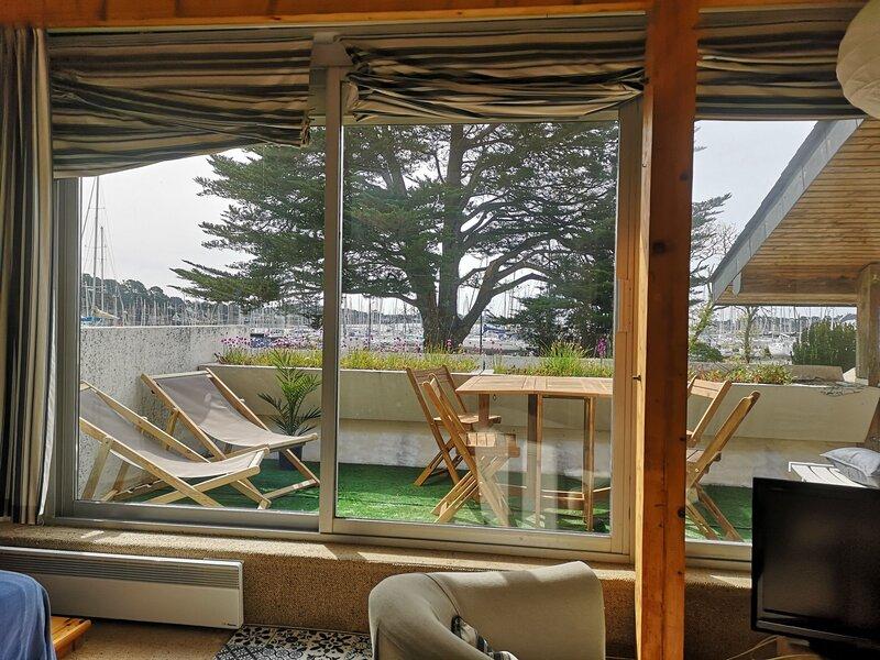 PLEIN SUD, location de vacances à La Trinite-sur-Mer