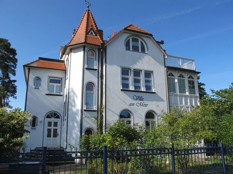 Villa am Meer, holiday rental in Lubmin
