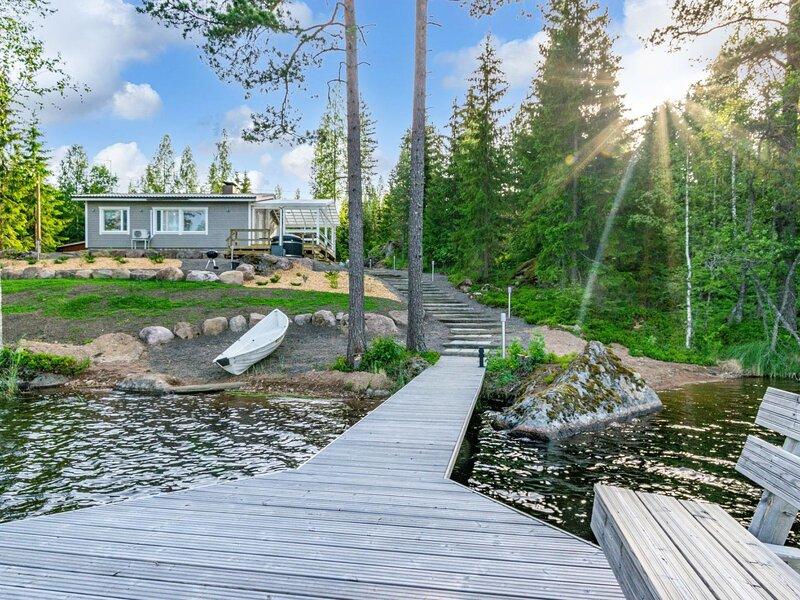 Järvenhelmi, holiday rental in Kannuskoski
