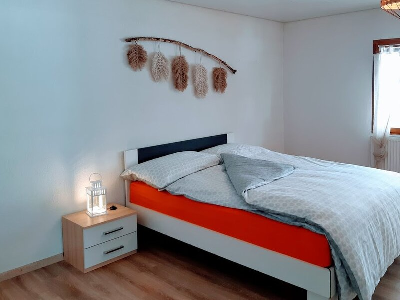 Appartement - Chez Henri, holiday rental in Moutier