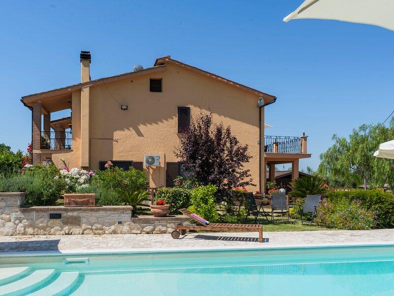Villa Marie (TOI200), holiday rental in Collevecchio