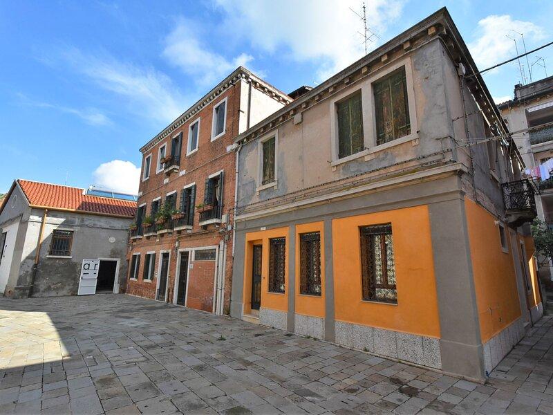 Isola di San Pietro, holiday rental in Lido di Venezia
