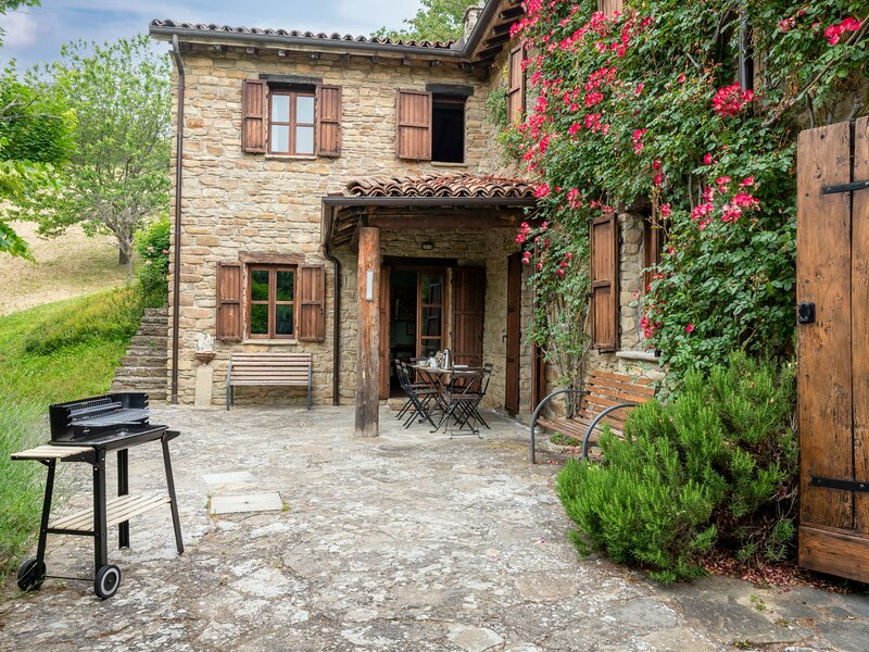 Ca' Giustin (RCV100), holiday rental in Monastero Bormida
