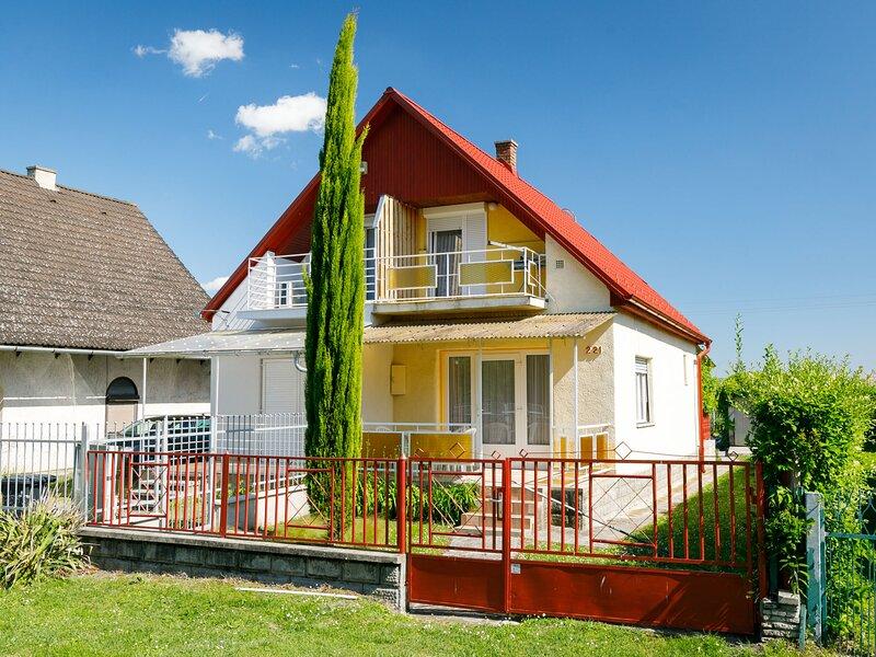 Gizella, vacation rental in Balatonlelle