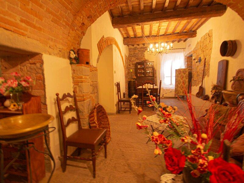 Il Mulinaccio, casa vacanza a Loro Ciuffenna