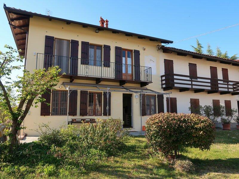 la Vallia, alquiler de vacaciones en Berzano di San Pietro