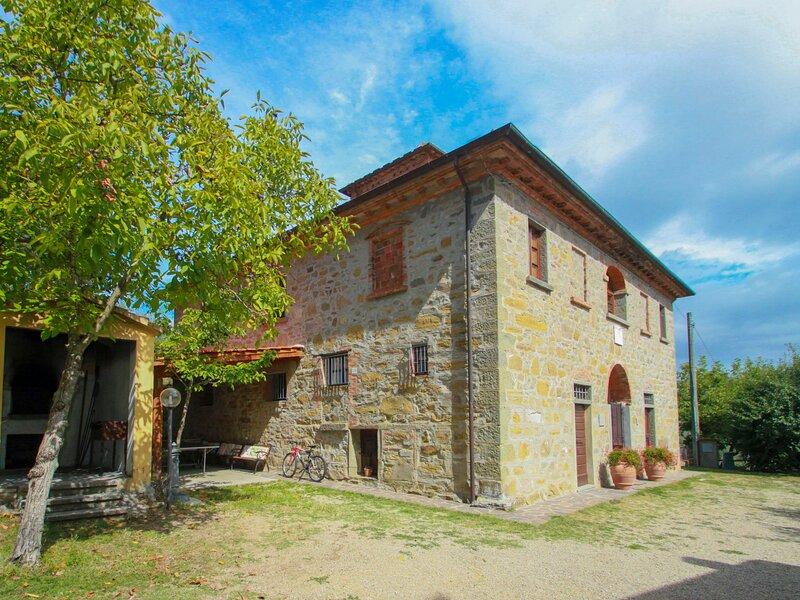 Poggio Cuccule, vacation rental in Montevarchi