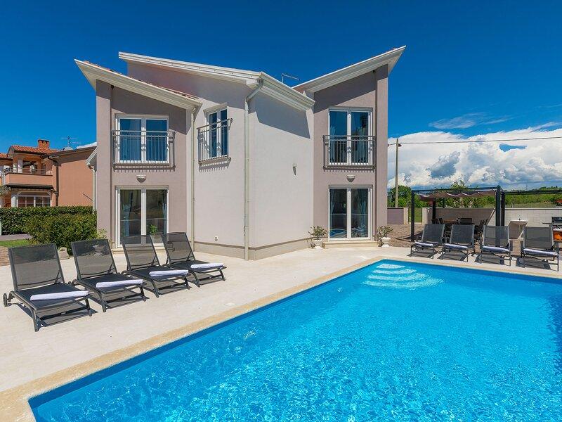 Villa Gocci, holiday rental in Kanegra