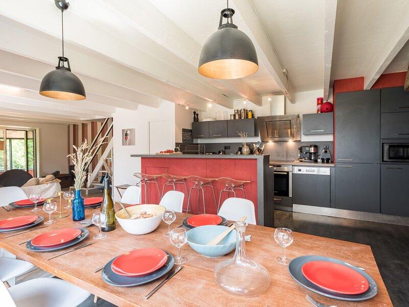 Le Hahon, holiday rental in Ploemel