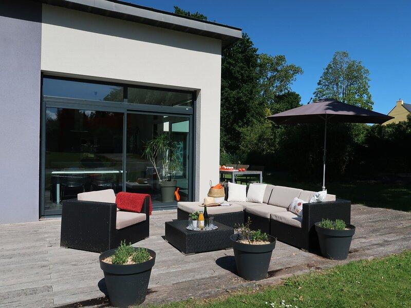 Penn Sardin (DNZ100), holiday rental in Treboul