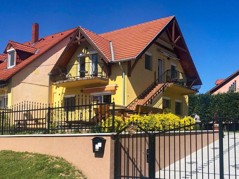 Balaton A615, vacation rental in Keszthely