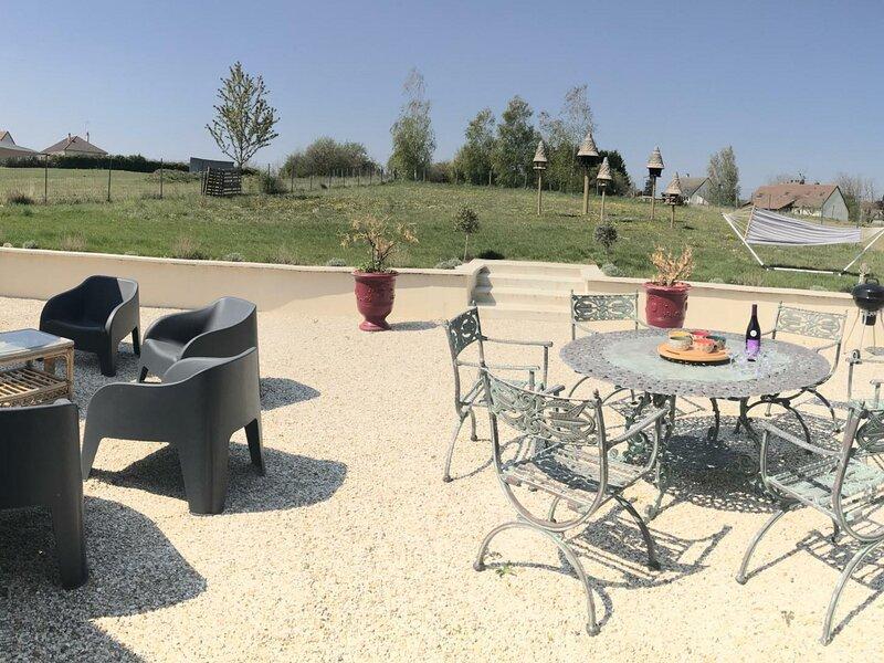 Gîte des 5 châteaux, holiday rental in Rilly-sur-Loire