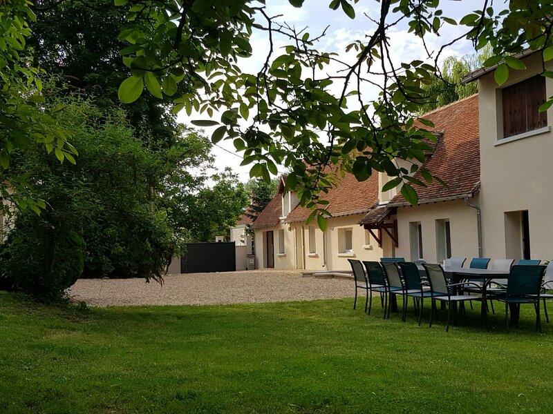 Gîte A l'Ombre du Saule, holiday rental in Poulaines