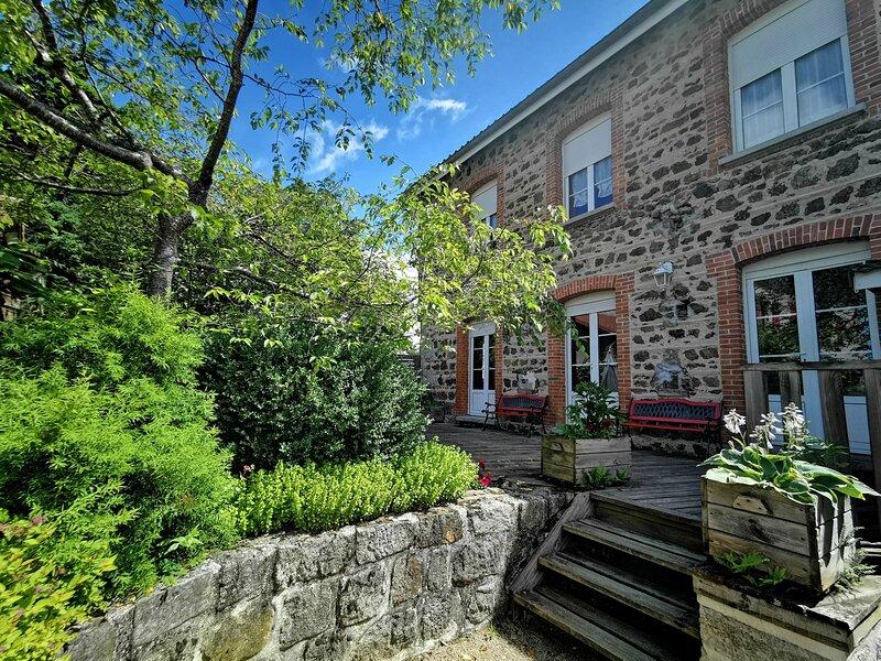 La Maison des Meuniers, holiday rental in Grazac