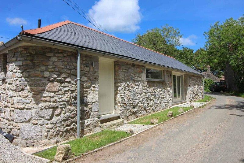 Cornish Billys Barn, holiday rental in Crowlas