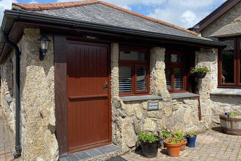 Kerensa Cottage, location de vacances à Luxulyan