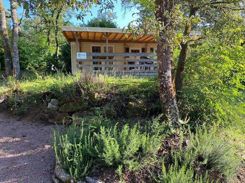 Luxury 4 - 5 - person chalet | Dordogne | Verdoyer, vacation rental in Marval