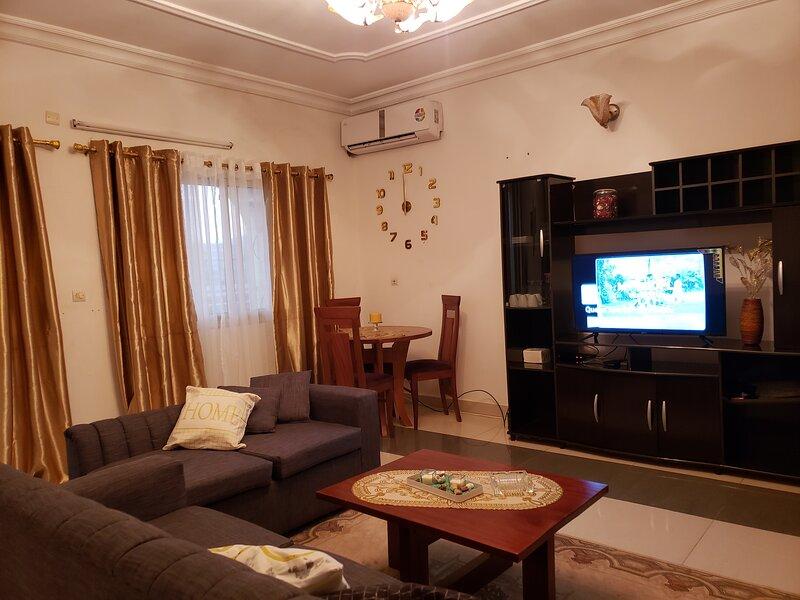 Nel'BnB. Appt 2 chambres cosy au meilleur prix, alquiler de vacaciones en Región del Centro